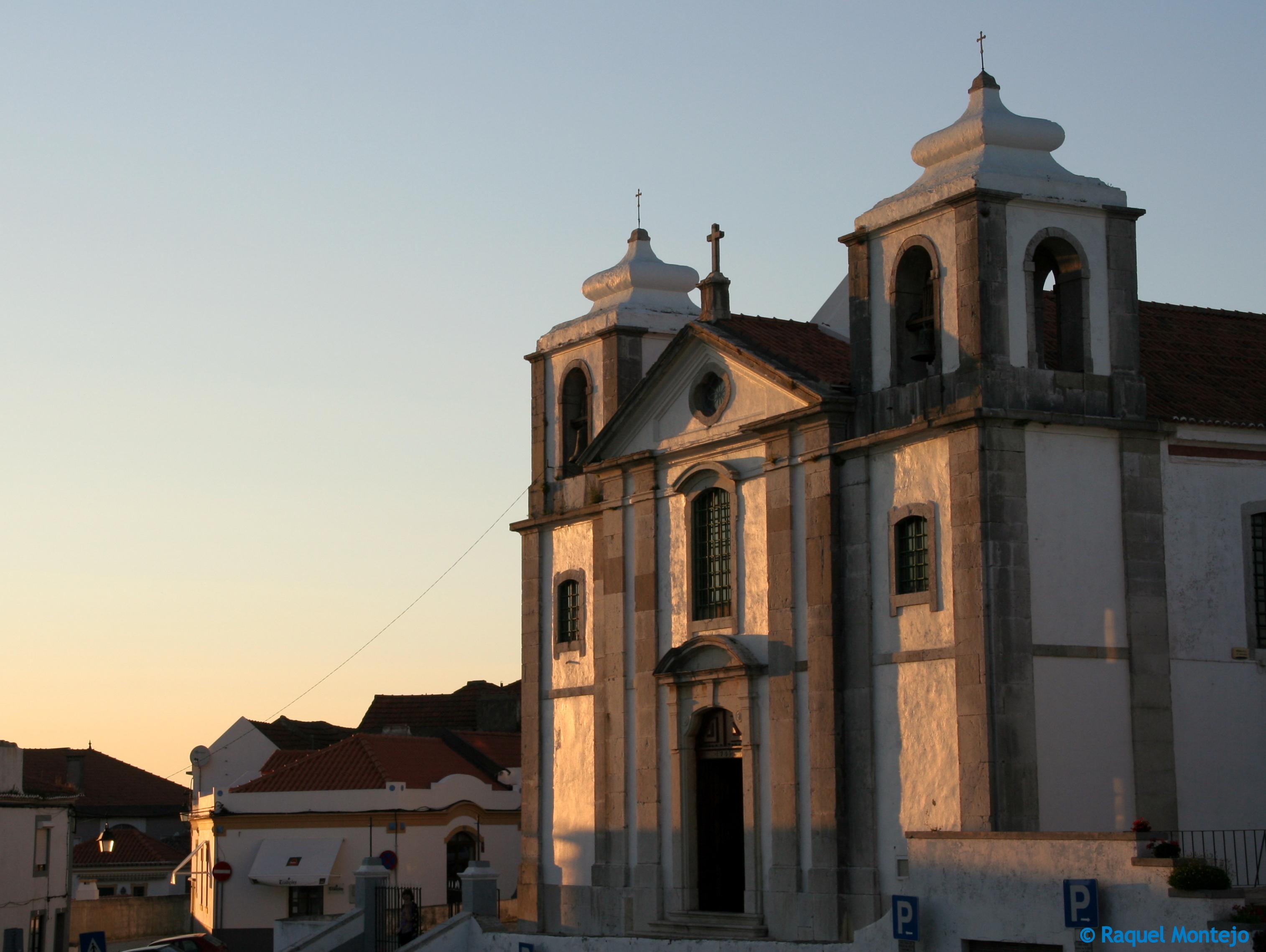 Iglesia de San Pedro de Palmela