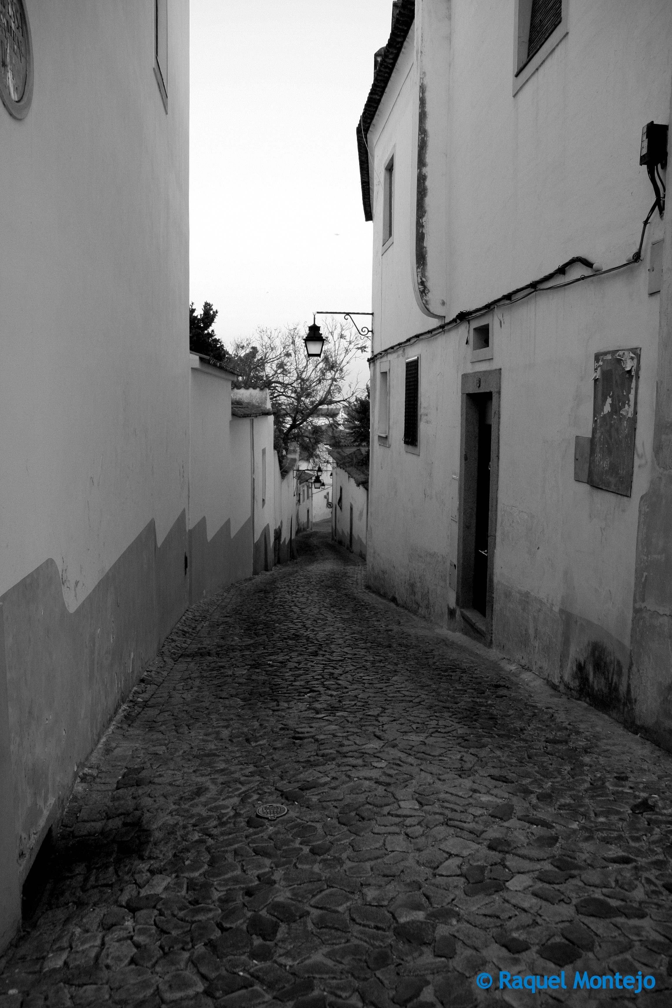 Calle de Évora