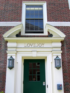 Lovejoy, Colby College