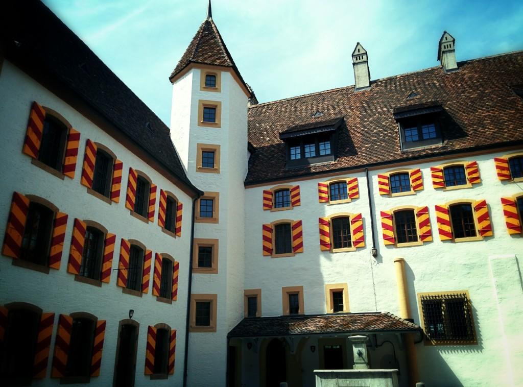 Volets - Neuchâtel 2015 - Domingo Senise