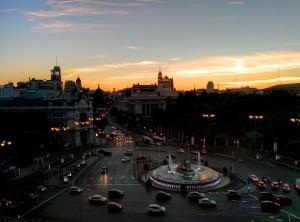 De Madrid al cielo - Madrid agosto 2015