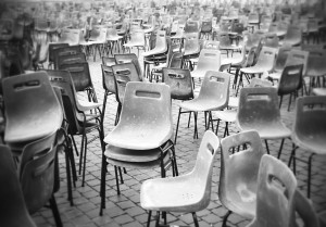 Chairs - Rome March 2015