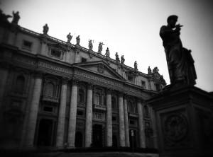 San Pedro - Rome March 2015